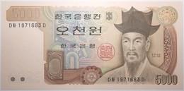 Corée Du Sud - 5000 Won - 1983 - PICK 48 - NEUF - Corée Du Sud