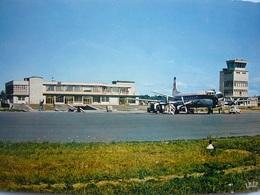 Avion / Airplane / BEA - British European Airways / Vickers Viscount / Seen At Dinard - Pleurtuit Airport - 1946-....: Ere Moderne