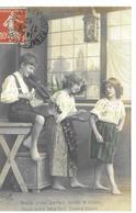 Enfant  Fille Garçon Joue Du Violon - Fantasia