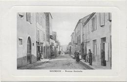 Gourdon - L'avenue Gambetta - Gourdon