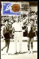 Romania, Maximum Card, Sport, Wrestling - Lutte
