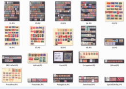 Italy Stamp Collection, 1862- , High Catalogue Value, FREE REGISTERED SHIPPING! - Lotti E Collezioni