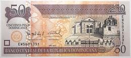 Dominicaine (Rép.) - 50 Pesos - 2011 - PICK 183a - NEUF - Dominicaine