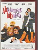Dvd  ABSOLUMENT FABULEUX  Avec Balasko Et Nathalie Baye   Etat: TTB    Port 110 Gr Ou 30 Gr - Comédie