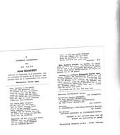 RIJKSWACHTER District IEPER  J.GOUSSEY °POPERINGE 1945 +VEURNE 1988 - Images Religieuses