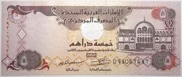 Émirats Arabes Unis - 5 Dirhams - 2013 - PICK 26b - NEUF - Emirats Arabes Unis