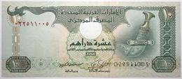 Émirats Arabes Unis - 10 Dirhams - 2009 - PICK 27a - NEUF - Emirats Arabes Unis