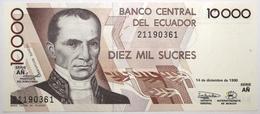 Équateur - 10000 Sucres - 1998 - PICK 127c - NEUF - Equateur