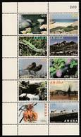 2013 Aruba Nature Photography: Birds, Flora, Lizard, Landscapes Set (** / MNH / UMM) - Other