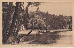 PORS MEILLOU (GOUESNACH). Rivière De L'Odet Et Le Bois De BOUTEGUERY - Andere Gemeenten
