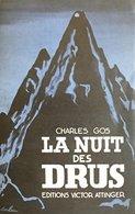 La Nuit Des Drus De Charles Gos (1931) - Bücher, Zeitschriften, Comics