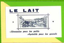 BUVARD & Blotting Paper : Le Lait  Vaches - Milchprodukte