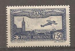 PA  Yv. N° 6  *  1f50  Bleu  Cote  26 Euro  BE   2 Scans - 1927-1959 Nuevos