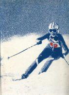 La Passion Du Ski De John Samuel (1979) - Sport