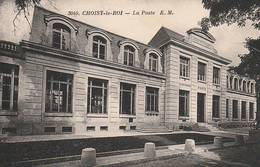 Choisy Le Roi  - La Poste - Scan Recto-verso - Choisy Le Roi