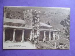 CPA LESOTHO LESSOUTO ECOLE INDUSTRIELLE DE LELOALENE ANIMEE - Lesotho