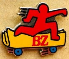JOURNAL - ZEITUNG - NEWSPAPER - BZ - BERNER ZEITUNG - PLANCHE A ROULETTES - SUISSE - SWISS - SCHWEIZ  - (23) - Medios De Comunicación
