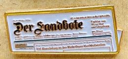 JOURNAL - ZEITUNG - NEWSPAPER - DER LANDBOTE - SUISSE - SWISS - SCHWEIZ  - (23) - Medios De Comunicación