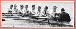 PHOTO PRESS - CANOTTAGGIO -  University Of Pennsylvania Penn Crew  - Cm. 23,5x9 - Sport