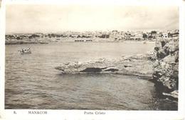 POSTAL    MANACOR  -MALLORCA  - PORTO CRISTO - España
