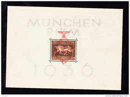 ALLEMAGNE, MI BL 10 ** MNH. (4S203) - Allemagne