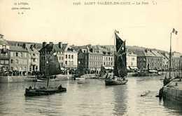 SAINT VALERY EN CAUX =  Le Port     1125 - Saint Valery En Caux