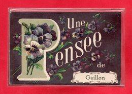 27-CPA GAILLON - Francia