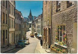 50 - GRANVILLE (Manche) - La Haute-ville - Rue Notre-Dame - 1973 / Voitures, Camion - Granville