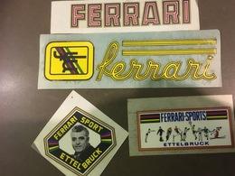 Ettelbruck Autocollants Ferrari Sports - Cartes Postales