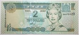 Fidji - 2 Dollars - 2002 - PICK 104a - NEUF - Fidji