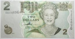 Fidji - 2 Dollars - 2007 - PICK 109a - NEUF - Fidji