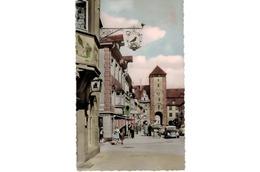 Allemagne / Villingen Im Schwarzwald   /  Oberes Tor Mit Raben - Villingen - Schwenningen