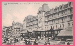 Blankenberghe - Grand Hôtel Des Bains Et Des Familles - Animée - Edit. NELS Série Blankenberghe N° 18 - Blankenberge