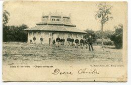 CPA - Cartes Postales - Belgique - Camp De Beverloo - Cirque Attrayant - 1904 ( I10588) - Leopoldsburg (Camp De Beverloo)
