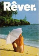 REVER - Les Verbes - FEMME, TROPIQUE, SEXY, MER, PLAGE, STONE - CPM TBon Etat (voir Scan) - Other