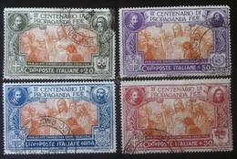 Italia Regno 1923 - Congregazione Di Propaganda Fide - Usati NON Certificati - Italien