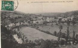 SAINT LEONARD Des BOIS  Vue Générale ( ND 24 ) - Saint Leonard Des Bois