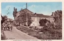 SAINT-FRONT-SUR-LEMANCE AVENUE DE CUZORN - Autres Communes