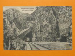 #37964, Macedonia, Mackensen Tunnel, Feldpost 1917 - Macedonia
