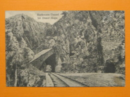 #37964, Macedonia, Mackensen Tunnel, Feldpost 1917 - Mazedonien