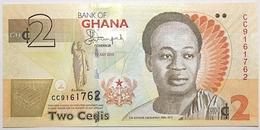 Ghana - 2 Cedis - 2015 - PICK 37 Ad - NEUF - Ghana