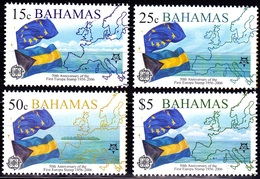 Europa Cept - 2005 - Bahamas - 1.Set Perf. (Complete Set) ** MNH - 2005