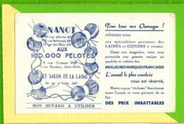 BUVARD & Blotting Paper : Le Salon De La Laine - Textilos & Vestidos