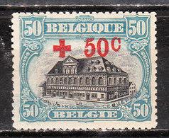 159**  Croix-Rouge - Bonne Valeur - MNH** - COB 110 - Vendu à 14% Du COB!!!! - 1918 Croce Rossa
