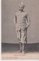 INDIA // INDE. OFFICER SIKH INFANTRY - India