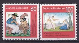 Duitsland - Sorbische Sagen - MNH - M 1576-1577 - Fairy Tales, Popular Stories & Legends