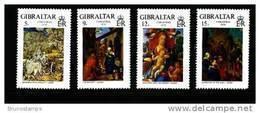 GIBRALTAR - 1978  CHRISTMAS  SET MINT NH - Gibilterra