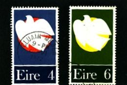 IRELAND/EIRE - 1972  THE PATRIOT DEAD  1922-23  SET  FINE USED - Usati