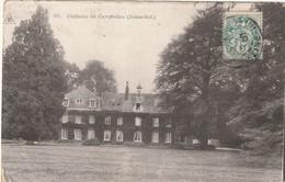 76 Saint André Sur Cailly. Chateau De Carqueleu - Francia