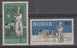 "Norway 1965 Musikvereinigung ""Harmonien"" 2v ** Mnh (45306A) - Noorwegen"